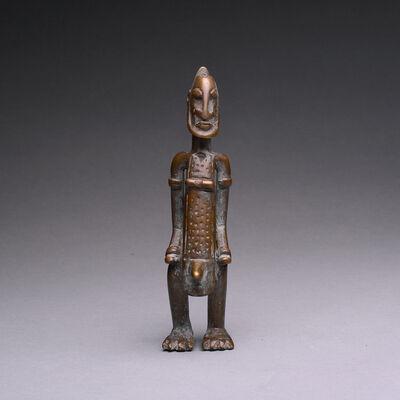 Unknown Dogon, 'Dogon Bronze Sculpture', 19th Century AD to 20th Century AD