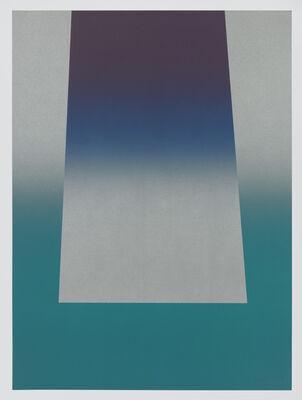 Larry Bell, 'Barcelona Suite 8', 1988