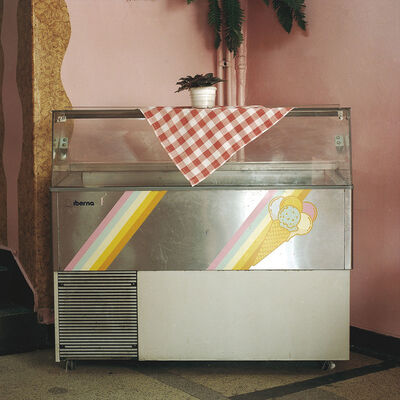 Nicolas Grospierre, 'Milk Bar', 2004