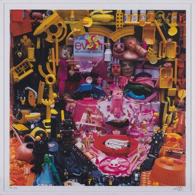 Bernard Pras, 'Marylin Monroe', 1998