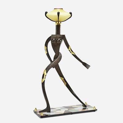 Dan Dailey, 'Standing Female Figurative Floor Lamp', 1999