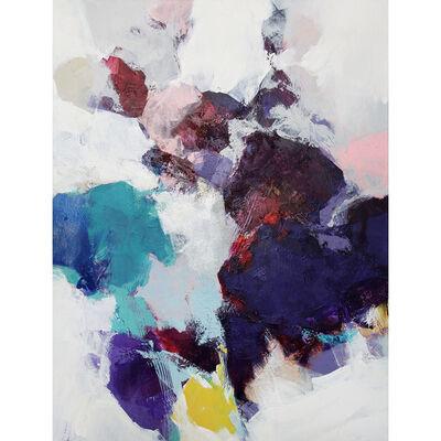 Cobie Cruz, 'Purpura Lapis 1', 2019