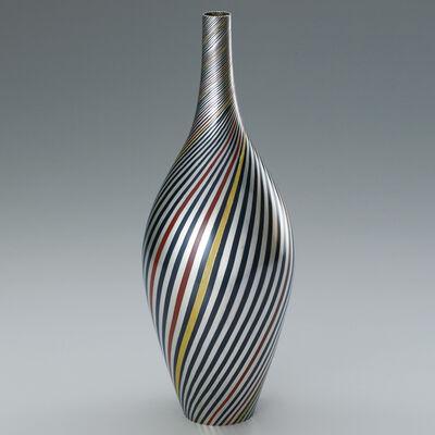 "Hagino Noriko, 'Hagiawase Jar ""Line 2""', 2015"