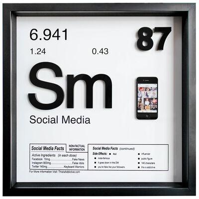 Daniel Cohen, 'Social Media (Sm-87)', 2019