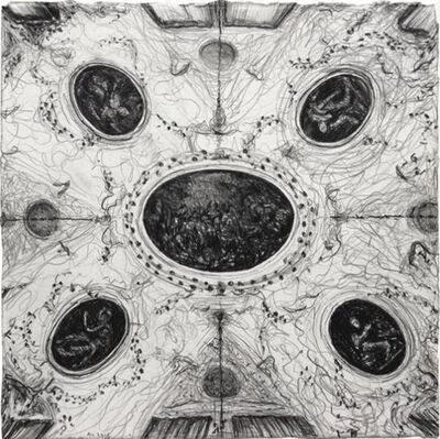Robbie Cornelissen, 'False Ceiling', 2016