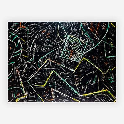 Jan Voss, 'Jungle', 1987