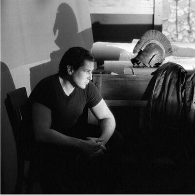 Jeannette Montgomery Barron, 'Julian Schnabel, NYC', 1984