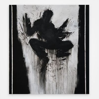 Richard Hambleton, 'Jumping Shadow', 2009