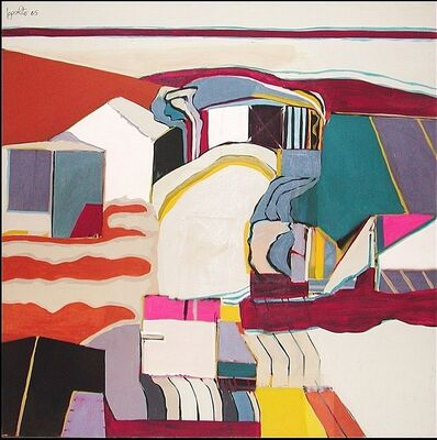 Angelo Ippolito, 'Provincetown', 1965