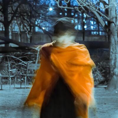 Clara Cena, 'Absorbé par le temps', 2018
