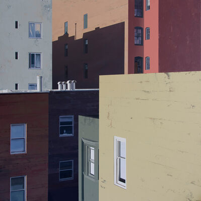 Juan Escauriaza, 'From the Window', 2018