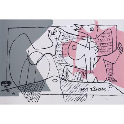 Le Corbusier, 'Chandigarh, Je rêvais', 1960