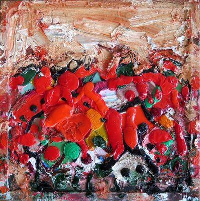 Vigintas Stankus, 'Red City', 2016