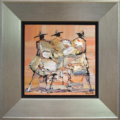 Palla Jeroff, 'Desert Dance'