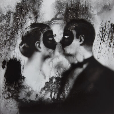 Keith Carter, 'Masked Couple', 2011
