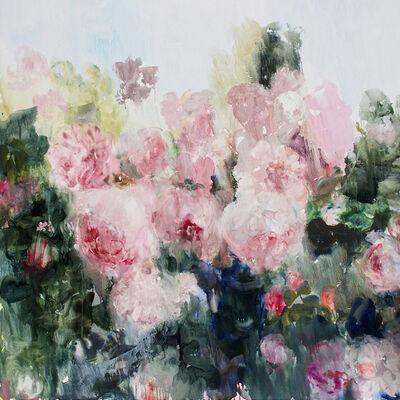Darlene Cole, 'Midnight (Night Garden)', 2020