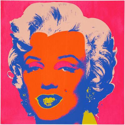 Andy Warhol, 'Marilyn II.22 unique', 1967