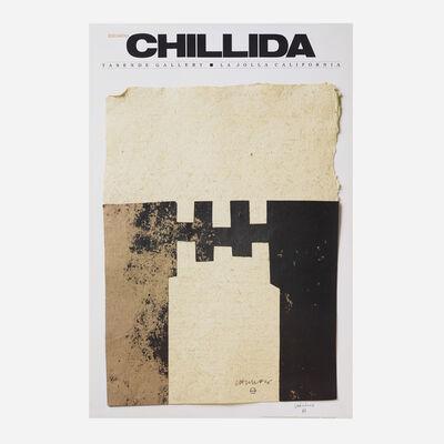 Eduardo Chillida, 'exhibition poster', 1983