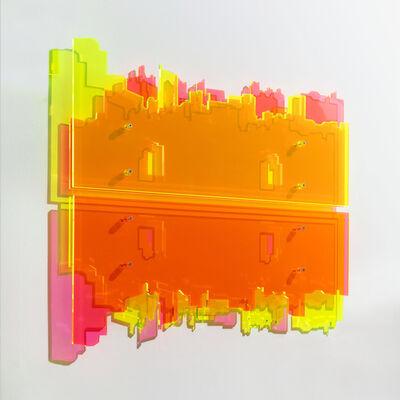 Francesco Candeloro, 'Linee Luce (Beirut)', 2015