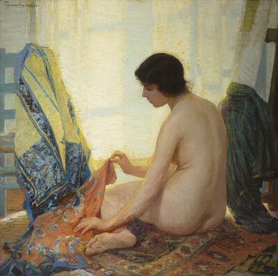 Robert William Vonnoh, 'Leah', 1923