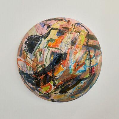 Reinaldo Sanguino, 'Ceramic Wall Bubble 1', 2017