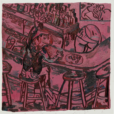 Alex Becerra, 'Bar Scene', 2015