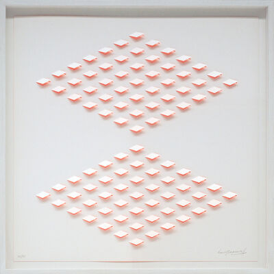 Luis Tomasello, 'ST Naranja 2A (orange)', 2012