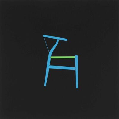 Michael Craig-Martin, 'Chair', 2019