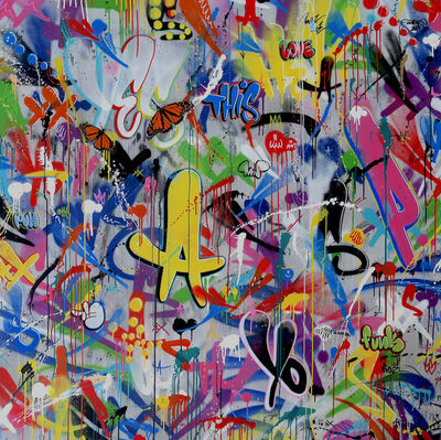 Martin Whatson, 'Urban Camouflage #1', 2020