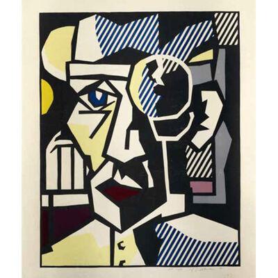 Roy Lichtenstein, 'DR WALDMANN', 1980