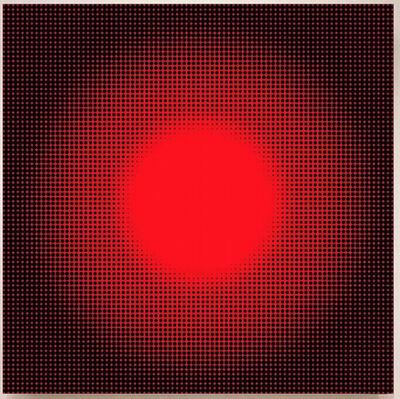 John Zoller, 'John Zoller, Red Light', 2018