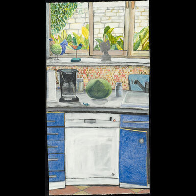 Carroll Swenson-Roberts, 'The Kitchen', 2008