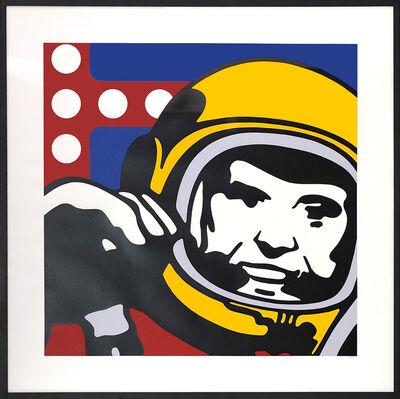 Claudio Tozzi, 'Astronauta', 2018