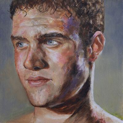 Stev'nn Hall, 'Matt - With Green Eyes', 2019