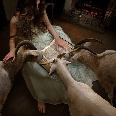 Tom Chambers, 'The Goatherd', 2009