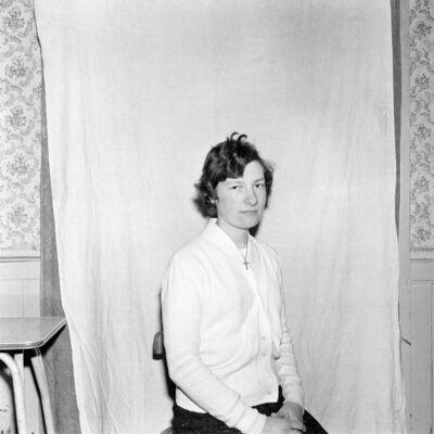 Dennis Dinneen, 'Untitled (Dennis's mona lisa)', 1950-1970