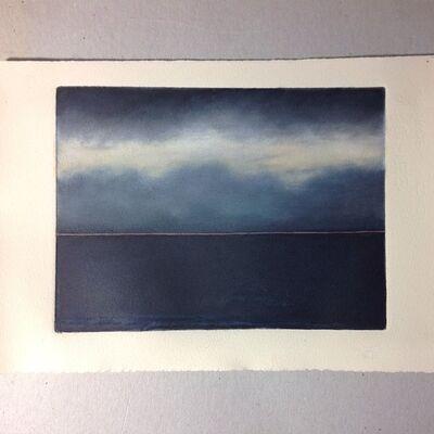 Bobbie Moline-Kramer, 'Landscapes - Pink Horizon', 2014