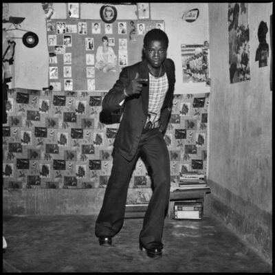 Sanlé Sory, 'Le Malien et ses chaussures à la mode', 1975