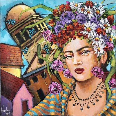 Jean Jacques Hudon, 'Frida...Fiesta', 2018