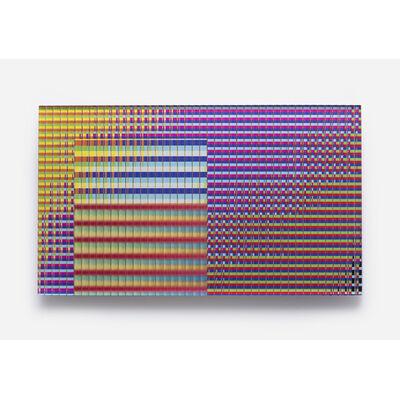 Zsuzsanna Korodi, 'Subpixel IV. ', 2020