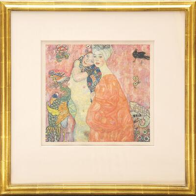 Gustav Klimt, 'Die Freundinnen', 1931