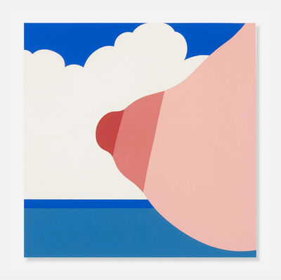 Tom Wesselmann, 'Seascape (Tit)', 1967
