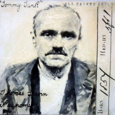 Jon Jones, 'Thomas Larvin', 2014