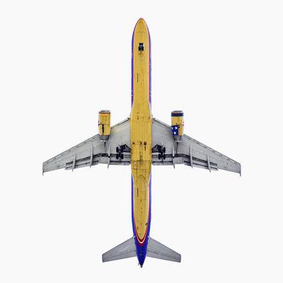 Jeffrey Milstein, 'America West Airlines Boeing 757-200', 2005