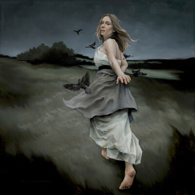 Mary Chiaramonte, 'Night Comes Soon', 2018
