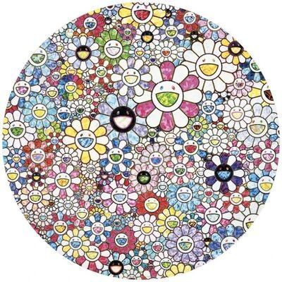Takashi Murakami, 'Celestial Flowers', 2020