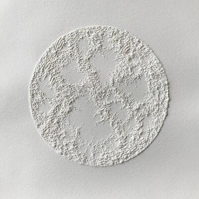 Antonin Anzil, 'Circle 3 White', 2019