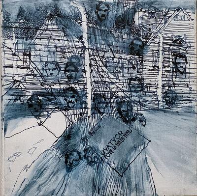 Barron Storey, 'The Camp: Poster', 2015