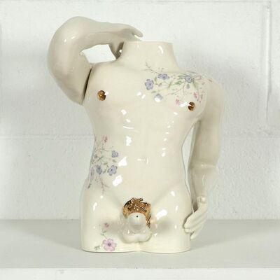 Pansy Ass Ceramics, 'GoGo Boi', 2020