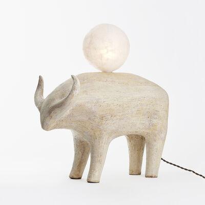 Kristin Victoria Barron, 'Bull Lamp ', 2019